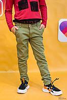 Штаны цвета хаки для мальчика (104 см.) A-yugi Jeans 2125000655482