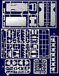 Сборная модель автобуса Opel Blitz Omnibus W39. 1/72 RODEN 720, фото 2