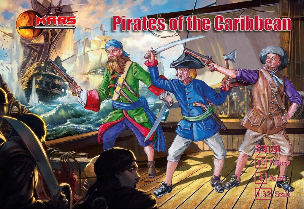 Pirates of the Caribbean. 1/32 MARS 32020