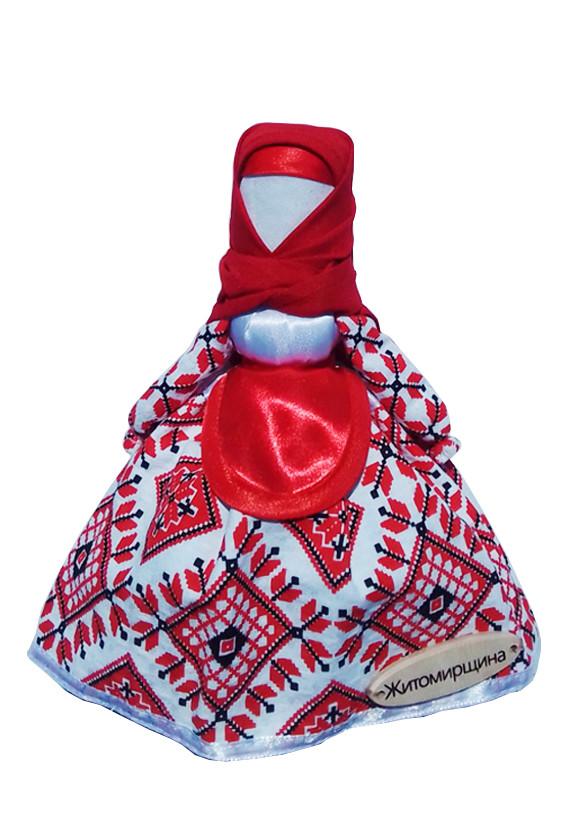 Лялька мотанка Hega Житомирська область Житомирщина (230 -5)