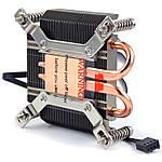 Кулер для Intel ПК универсальный с медной пластиной CPU-CW998 4-pin