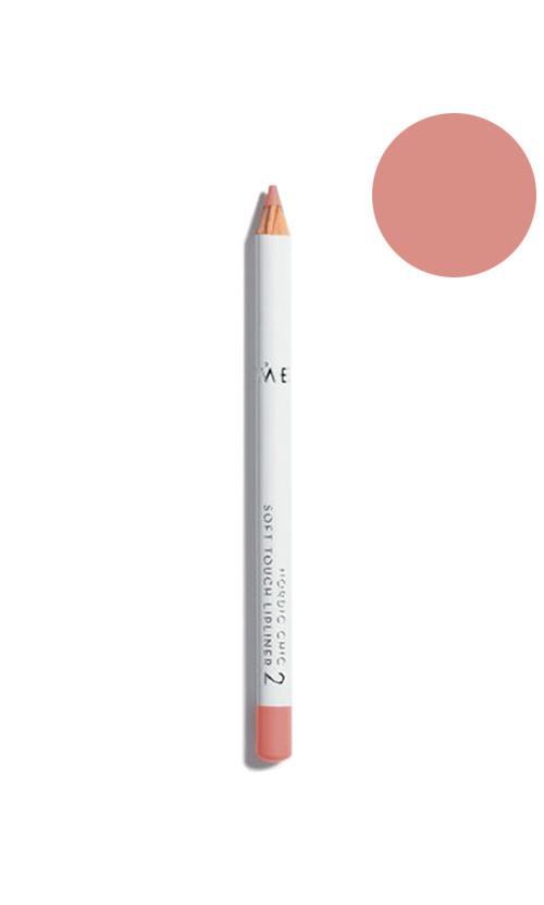 Lumene Nordic Chic Soft Touch Lip Liner олівець для губ 2