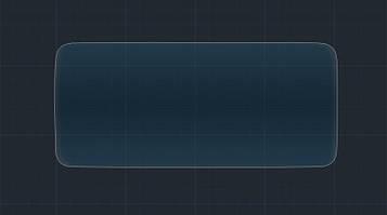 """Захисне гібридне скло на монітор MATT MERCEDES-BENZ AMG GT 10.3"""" 2015 - 2018"""