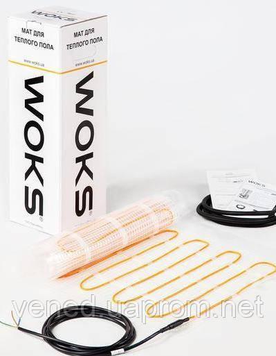 WoksMat 160 (7 м2) 1120 Вт (160Вт/м2 230V)