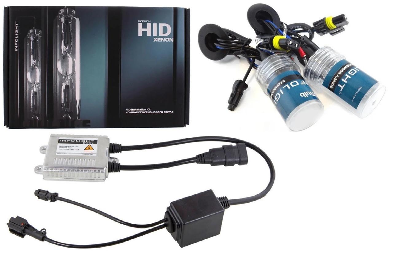 Комплект ксенону Infolight Expert НВ4 35W 6000K