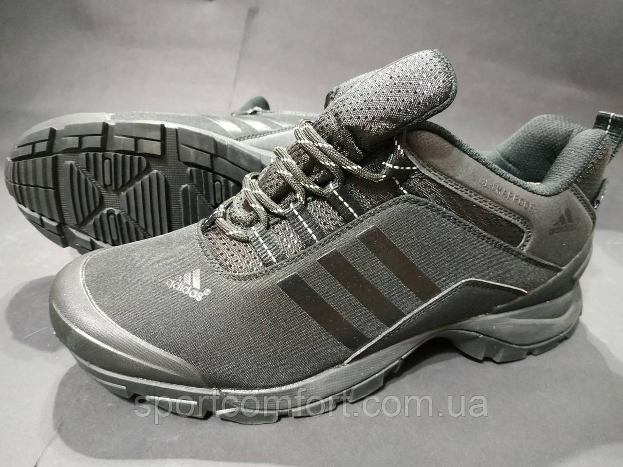 Кроссовки термо мужские Adidas Climaproof черные