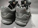 Кроссовки термо мужские Adidas Climaproof черные, фото 2