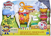 Игровой набор Hasbro Play-Doh Стрижка овец (E7773)