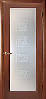 Межкомнатная дверь Максима дуб темный Максима