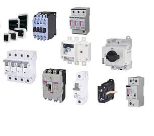 Комплектующие для распределения электроэнергии