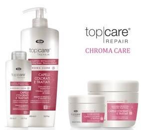 Уход за окрашенными волосами Lisap Top Care Repair Chroma Care