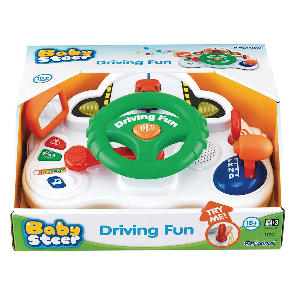 Игровая панель Keenway Юный водитель с эффектами