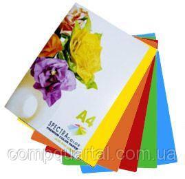 Папір кольоровий 80г/м, А4 SPECTRA COLOR Rainbow Pack Deep IT 82A 5кол./10шт./50арк. Інтенсивний