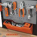 Детский набор инструментов Smoby Смоби интерактивная мастерская 95 аксессуаров Black+Decker 360702, фото 5