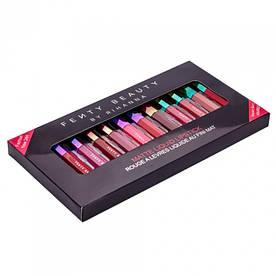 Набор жидких матовых помад FENTY BEAUTY by Rihanna Matte Liquid Lipstick