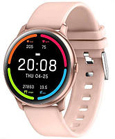 Женские умные часы Smart KW13 Amulet Rose