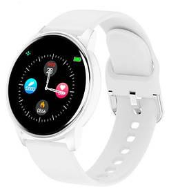 Женские смарт часы Smart Lige  Белый