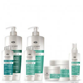 Уход за сухими и поврежденными волосами Lisap Top Care Repair Hydra Care