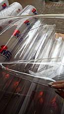 Мягкое стекло с для защиты полочек, тумбочек, подоконников, шухлядок, Распродажа остатков со склада, брак, фото 2