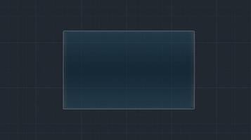 """Защитное гибридное стекло на монитор MATT MERCEDES-BENZ B-CLASS 7"""" 2013 - 2015"""