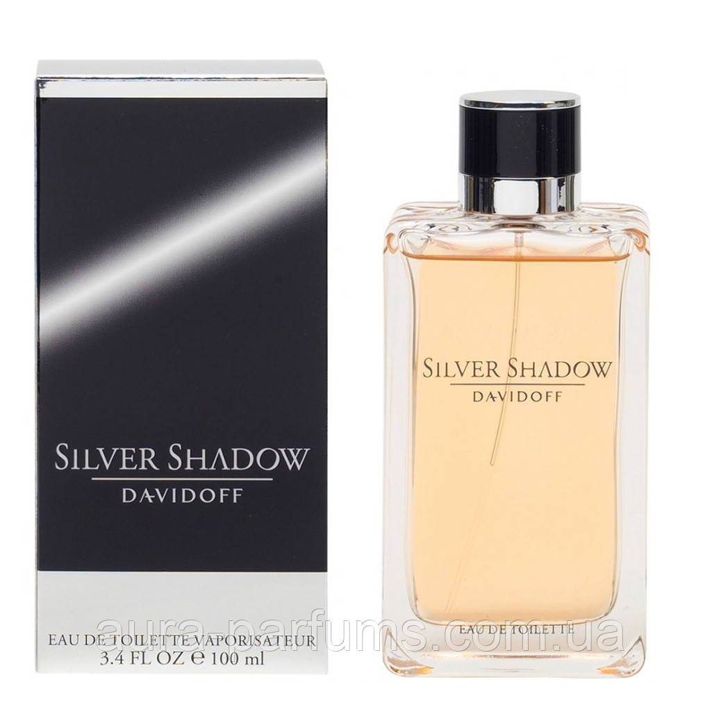 Davidoff Silver Shadow edt 50 ml. m оригинал