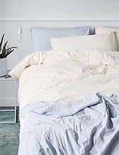 Постельное белье Bella Villa из вареного хлопка белый