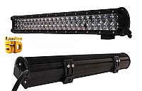 Автофара LED на крышу (66 LED) 5D-198W-MIX ( 775х80х68) / Фара светодиодная автомобильная, Автофара на крышу
