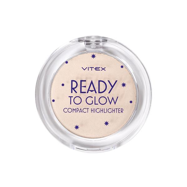 Хайлайтер компактный Vitex Ready To Glow 5 г