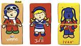 Розвиваюча іграшка K's Kids м'які Кубики з гризунками, фото 2