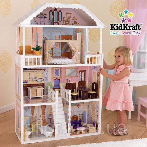 Домик для кукол  Kidkraft Savannah 65023, фото 2