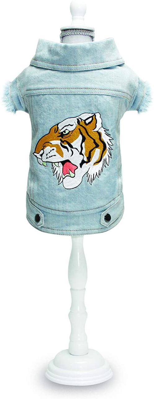Куртка-жакет для собак Croci STREET TIGER 20 см