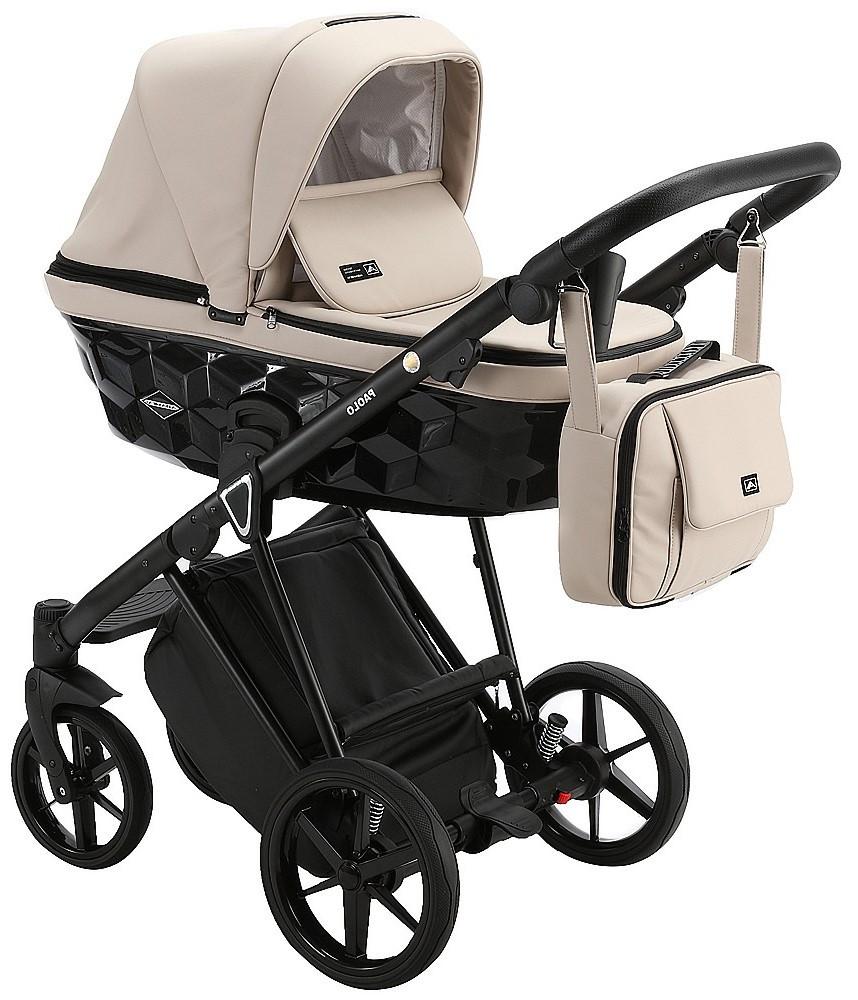 Детская универсальная коляска 2 в 1 Adamex Paolo SA-7