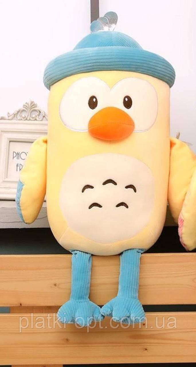 Детский плед-игрушка Сова