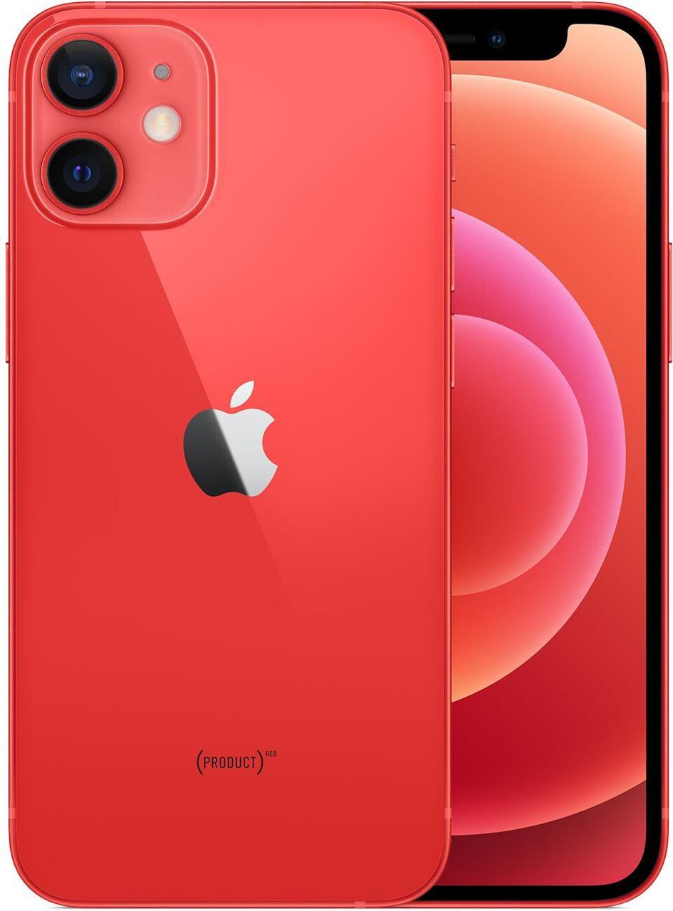 Apple iPhone 12 mini 256GB Product Red