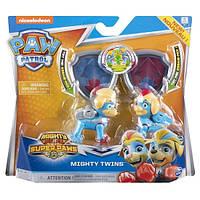Щенячий патруль: игровой набор Щенки-близнецы (серия Мега-щенки) Spin Master