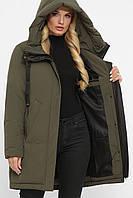 Жіноча куртка з капюшоном, фото 1
