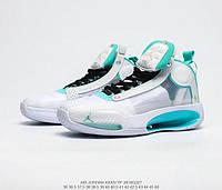 Кроссовки Nike Air Jordan XXXIV AJ34 Eclipse Plate, фото 1