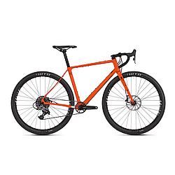 "Велосипед Ghost Fire Road Rage 6.9 LC Unisex  29"",  рама M, оранжево-черный, 2020"