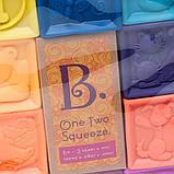 Развивающие силиконовые кубики Battat Посчитай-ка, фото 3
