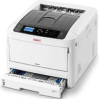 Принтер (лазерный) OKI C834nw (47074214)
