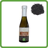 Масло семечек кунжута черного (200 мл) - свежее, RAW (отжим до 40°C), от производителя