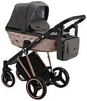 Детская универсальная коляска 2 в 1 Adamex Paolo Star-4, фото 1