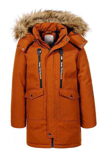 Зимняя куртка на мальчика