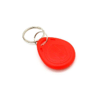 Брелок RFID ATIS KEYFOB EM Red