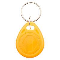 Брелок RFID ATIS KEYFOB EM RW Yellow