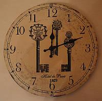 Часы настенные для дома и офиса (34 см.)