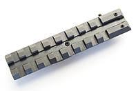 Планка-целик АК 2000 для АК; РПК; Сайга; Вепрь. Weaver/Picatinny