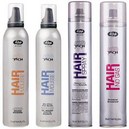 Средства для укладки волос Lisap