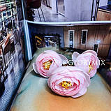 """Шпильки для волос с цветками пион """"Pink Peonies"""", 3шт, фото 2"""