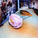 """Шпильки для волос с цветками пион """"Pink Peonies"""", 3шт, фото 4"""